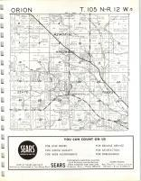Map Image 004, Olmsted County 1965